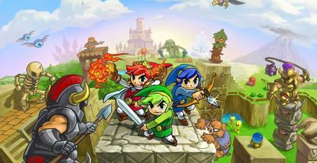 <em>The Legend of Zelda: Tri Force Heroes</em>