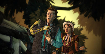 <em>Tales from the Borderlands</em>