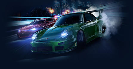 Need for Speed - LevelUp