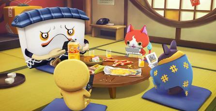 El comercial de <em>Yo-Kai Watch</em> es extraño