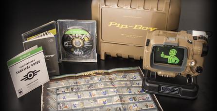<em>Fallout 4</em> Pip-Boy Edition