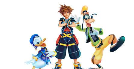 Square Enix lanzó nueva imagen de <em>Kingdom Hearts III</em>
