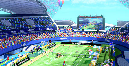 Conoce al nuevo personaje de <em>Mario Tennis: Ultra Smash</em>