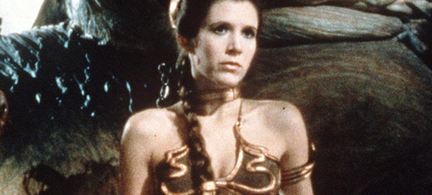Atuendo de Leia esclava podría ser retirado de <em>Star Wars</em>