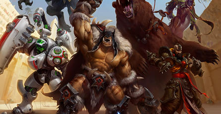 Novedades de <em>Heroes of the Storm</em>