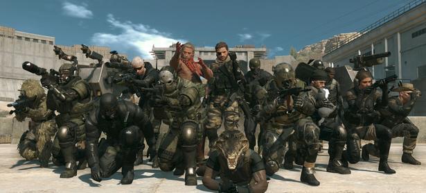 <em>Metal Gear Online</em> recibe sombrero de gato