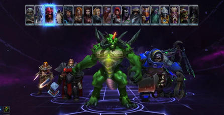 <em>Heroes of the Storm</em> reconstruirá su sistema de matchmaking