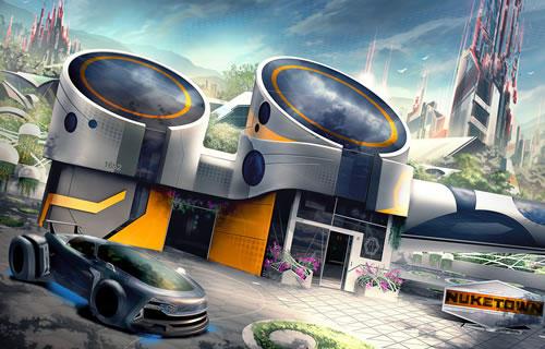 Nuketown vuelve como una exclusiva para los que preordenaron el juego en PlayStation 4, Xbox One y PC