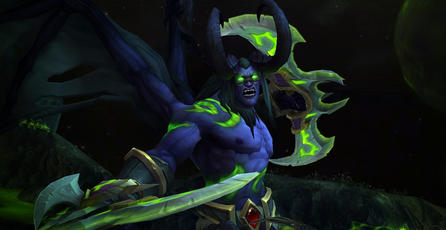 <em>World of Warcraft: Legion</em>