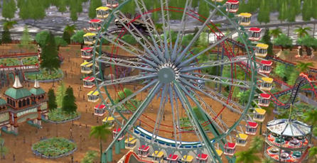 Retrasan <em>RollerCoaster Tycoon World</em>