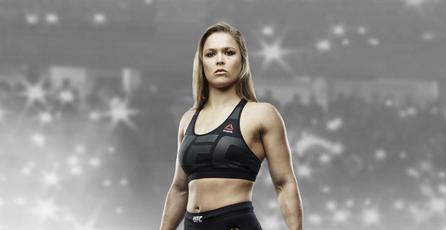 Derrotan a Ronda Rousey, peleadora estelar de <em>EA Sports UFC 2</em>