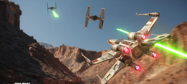Comparan desempeño de <em>Star Wars: Battlefront</em> en Xbox One y PS4