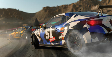 Mira el trailer de lanzamiento de <em>The Crew Wild Run</em>