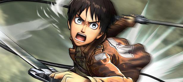 Mira los videos gameplay de <em>Attack on Titan</em>