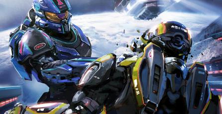 Conoce el increíble arte de Halo 5: Guardians