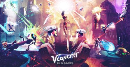 Asiste a VCONCERT 2015, el festival de música de videojuegos