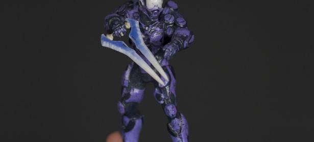 Realiza una impresión 3D de tu Spartan de <em>Halo 5</em>
