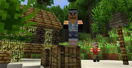 Revelan nuevo paquete de <em>Minecraft Xbox One Edition</em>