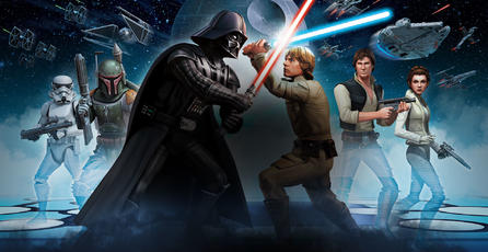 Ya está disponible <em>Star Wars: Galaxy of Heroes</em>