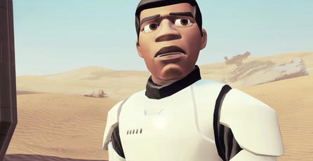 Así luce el trailer de <em>Star Wars: The Force Awakens</em> en <em>Disney Infinity</em>