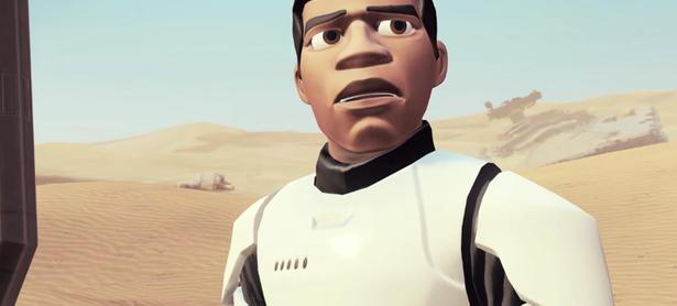 Así luce el trailer de <em>Star Wars: The Force Awakens</em> en <em>Disney Infinity</em>