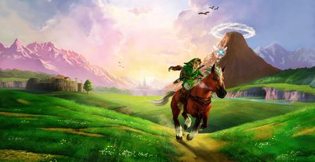 Este libro explica la diferencia entre los juegos de <em>Zelda</em> en Japón y América