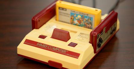 Publican álbum musical en un cartucho de Famicom