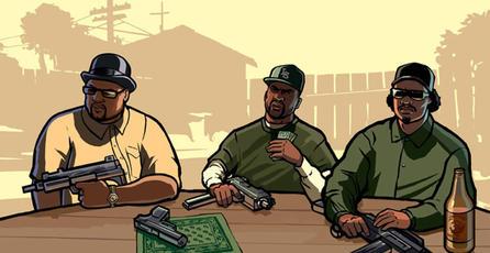 <em>Grand Theft Auto: San Andreas</em> llegará a PS3 en formato físico