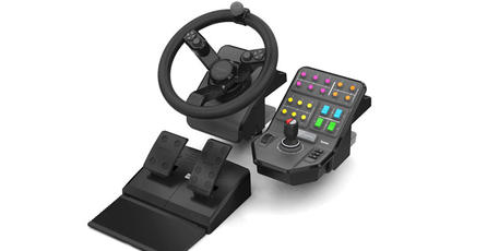 Conoce el control para <em>Farming Simulator</em> que cuesta $300 USD