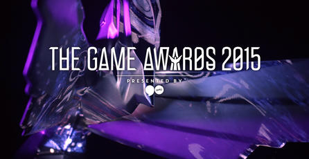 Todo sobre The Game Awards 2015