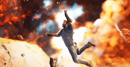 Las explosiones más épicas de <em>Just Cause 3</em>