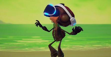 Anuncian nuevo <em>Psychonauts</em> para PlayStation VR