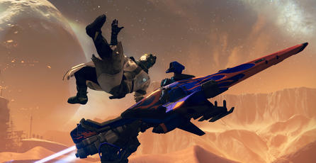 Primeras impresiones. <em>Destiny: Sparrow Racing League</em>