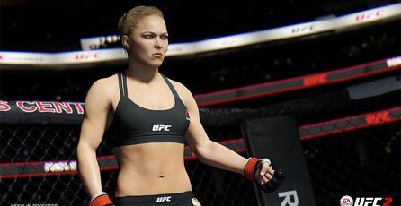 Ve el primer gameplay de <em>EA Sports UFC 2</em>