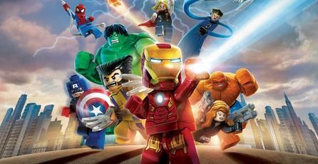 Observa el mundo abierto de <em>LEGO Marvel's Avengers</em>