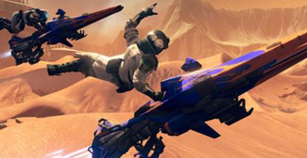 Update de <em>Destiny</em> repara exploit de carreras de Sparrow