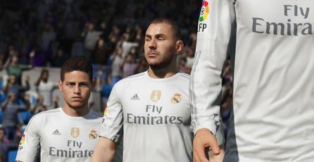 Karim Benzema encabeza al equipo FUT de la semana 13