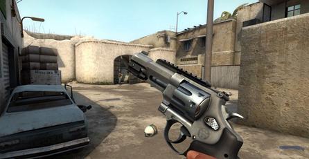<em>Counter-Strike: Global Offensive</em> recibe nerf de revolver R8