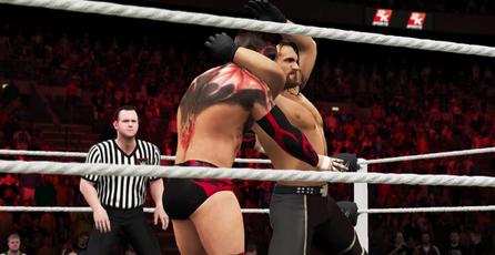 Sé una leyenda del cuadrilátero en <em>WWE 2K16</em>