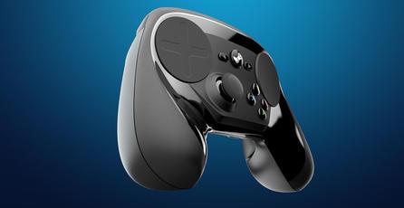 Valve lanza actualización para el Steam Controller