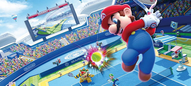 <em>Mario Tennis: Ultra Smash</em>