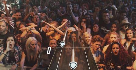 Revelan nuevas canciones para <em>Guitar Hero Live</em>