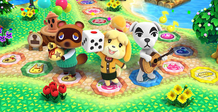 <em>Animal Crossing: Amiibo Festival</em>