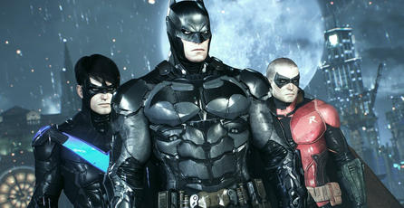 Lanzan parche para <em>Batman: Arkham Knight</em> en PC