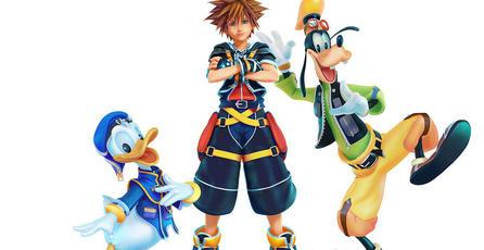 Éste es el nuevo trailer de <em>Kingdom Hearts III</em>