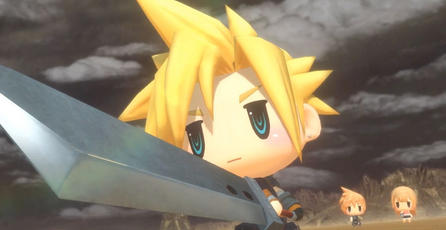 Mira el nuevo trailer de <em>World of Final Fantasy</em>