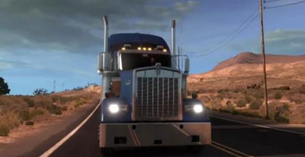 <em>American Truck Simulator</em> debutará en febrero de 2016