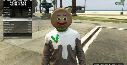 Liberan DLC especial de <em>GTA Online</em> por Navidad