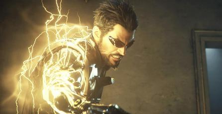 Muestran más arte de <em>Deus Ex: Mankind Divided</em>