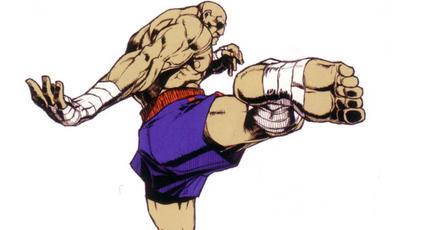 Explican la ausencia de Sagat en <em>Street Fighter V</em>